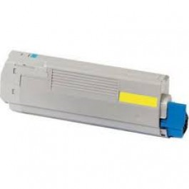 OKI Toner 45396301 Yellow Original -  (OKI). Αυθεντικό Toner Yellow για   OKI MC760/MC770/MC780 grammashop.gr