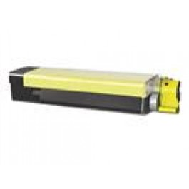 OKI Toner 43324401 Yellow Original -  (OKI). Original Toner Yellow για τα OKI C5800, C5900, C5550MFP grammashop.gr