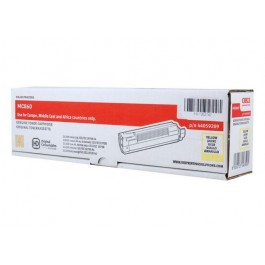 OKI Toner 44059209 Yellow Original -  (OKI). Original Toner Yellow για το OKI MC860 grammashop.gr