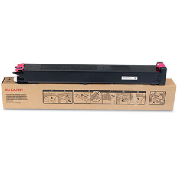 Sharp Toner MX-23GTMA Magenta Original -  (Sharp). Original Toner Magenta για τα SHARP MX-2010U, MX-2310U, MX-2310N, MX-3111U, MX-3111N grammashop.gr