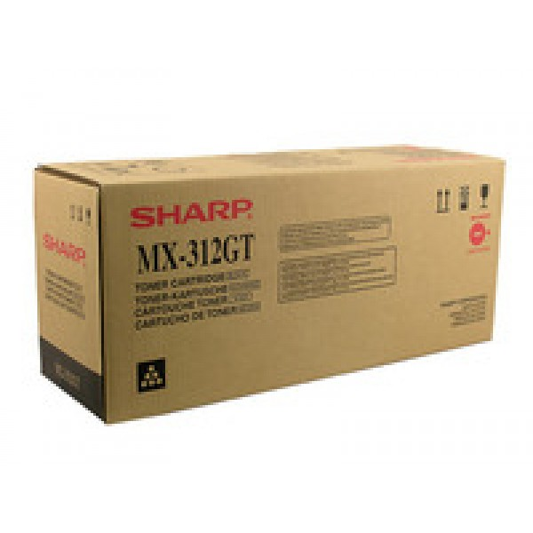 Sharp Toner MX-312GT Original -  (Sharp). Original Toner για τα SHARP AR-5731, MX-M260, MX-M310, MX-M264N, MX-M314N, MX-M354N grammashop.gr