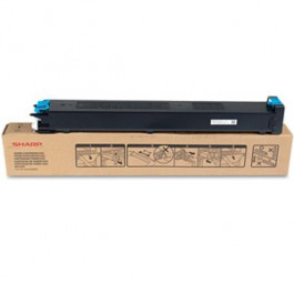 Sharp Toner MX-36GTCA Cyan Original -  (Sharp). Original Toner Cyan για τα SHARP MX-2610N, MX-3110N, MX-3610N grammashop.gr